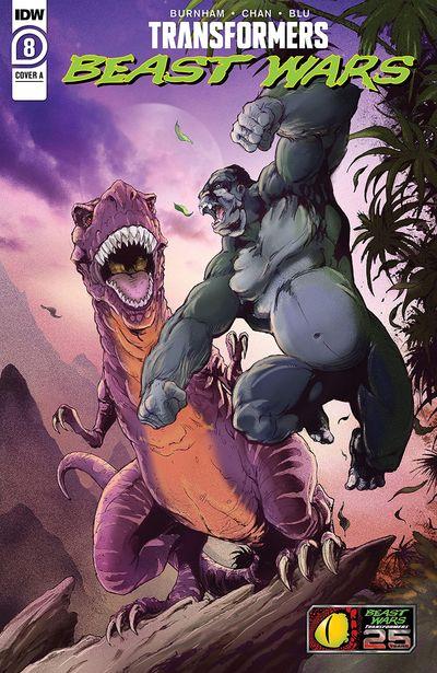 Transformers – Beast Wars #8 (2021)