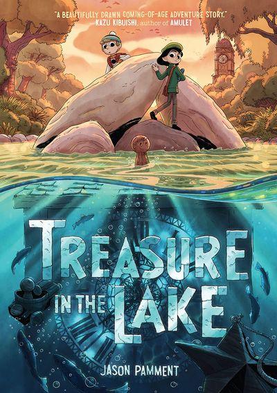 Treasure in the Lake (2021)