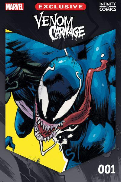 Venom-Carnage – Infinity Comic #1 – 2 (2021)
