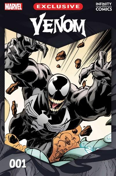 Venom – Infinity Comic Primer #1 (2021)