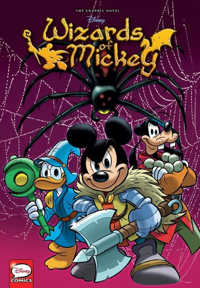 Wizards of Mickey Vol. 4 (2021)