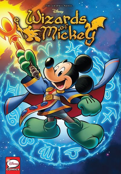 Wizards of Mickey Vol. 5 (2021)