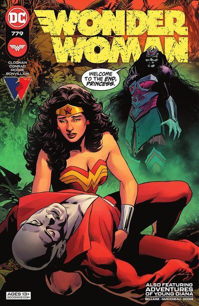 Wonder Woman #779 (2021)
