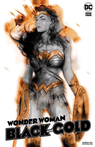 Wonder Woman Black and Gold #4 (2021)