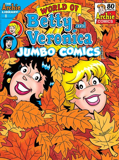 World of Betty and Veronica Comics Digest #8 (2021)