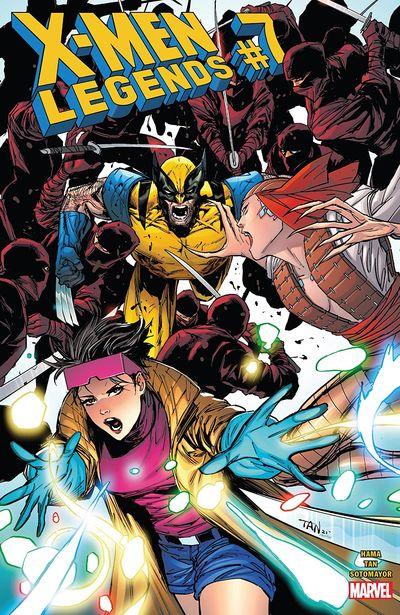 X-Men Legends #7 (2021)