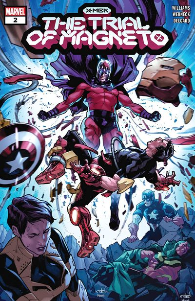 X-Men – The Trial Of Magneto #2 (2021)