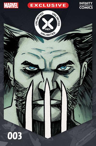 X-Men Unlimited – Infinity Comic #3 (2021)