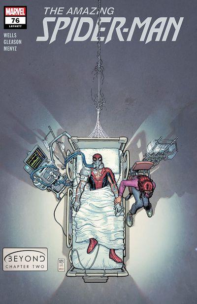 Amazing Spider-Man #76 (2021)