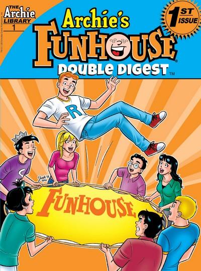Archie's Funhouse Comics Double Digest #1 – 28 (2014-2017)