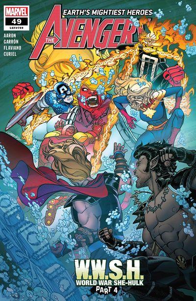 Avengers #49 (2021)