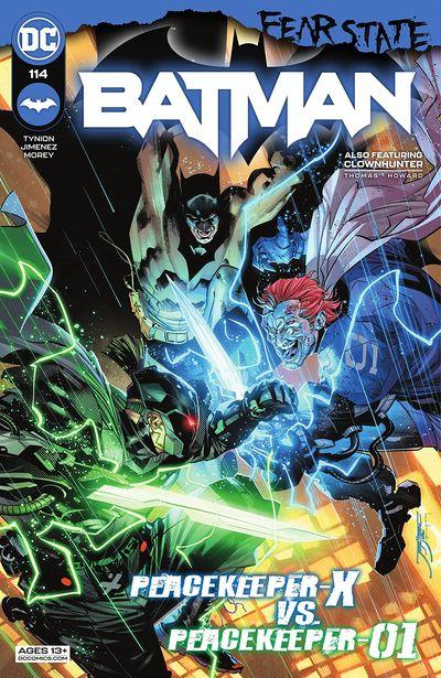 Batman #114 (2021)
