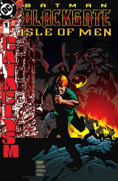 Batman – Blackgate – Isle of Men #1 (1998)