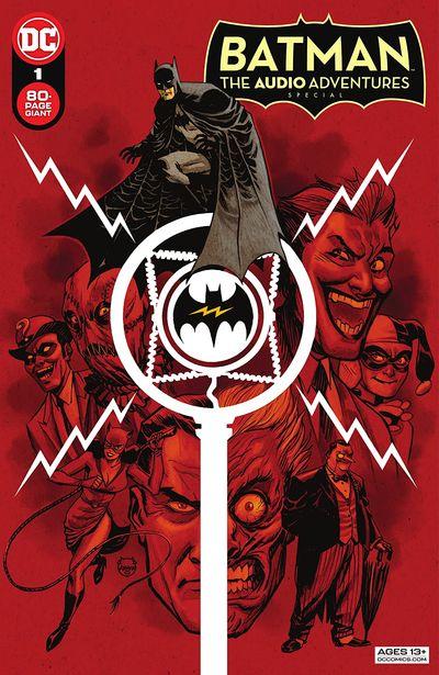 Batman – The Audio Adventures Special #1 (2021)
