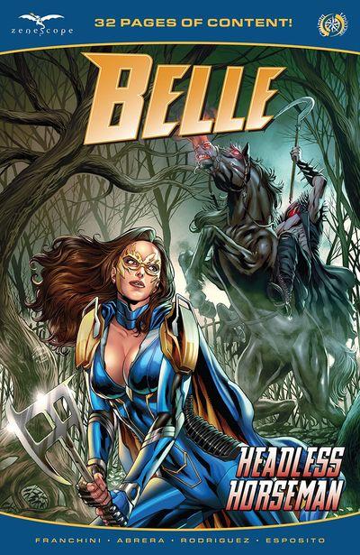 Belle – Headless Horseman #1 (2021)