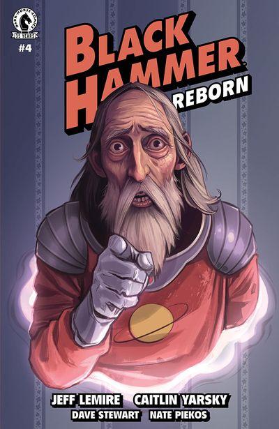 Black Hammer Reborn #4 (2021)