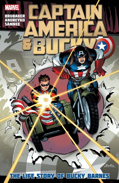 Captain America and Bucky – The Life Story of Bucky Barnes (TPB) (2012)