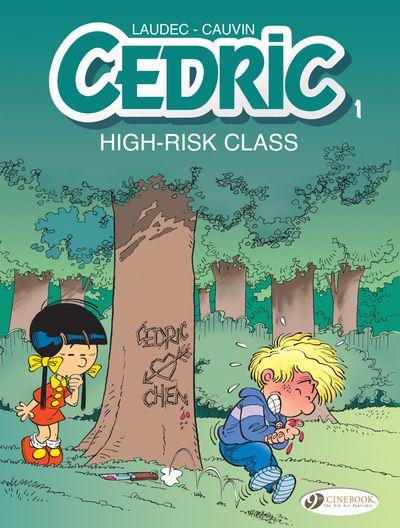 Cedric #1 – 7 (2008-2021)