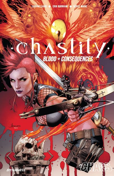 Chastity Vol. 2 – Blood & Consequences (TPB) (2021)