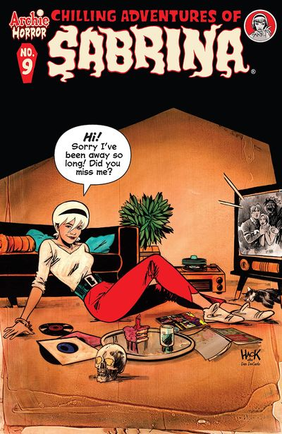 Chilling Adventures of Sabrina #9 (2021)