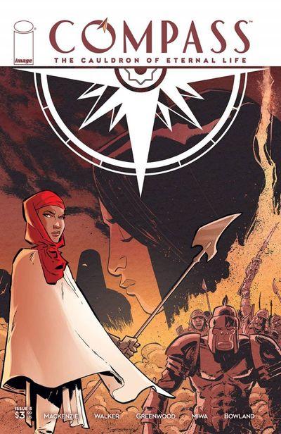 Compass #5 (2021)
