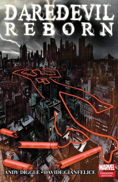 Daredevil – Reborn (TPB) (2015)