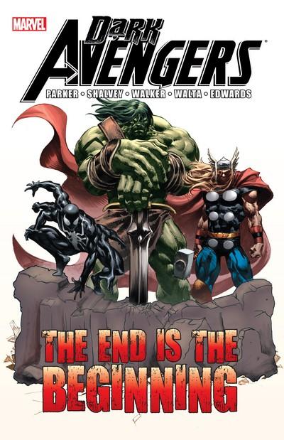 Dark Avengers Vol. 1 – 2 (TPB) (2013)