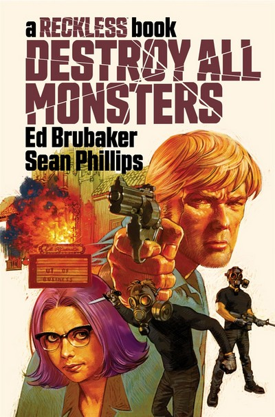 Destroy All Monsters – A Reckless Book (2021)