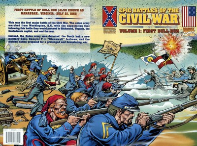 Epic Battles Of The Civil War Vol. 1 – 2 (1998)