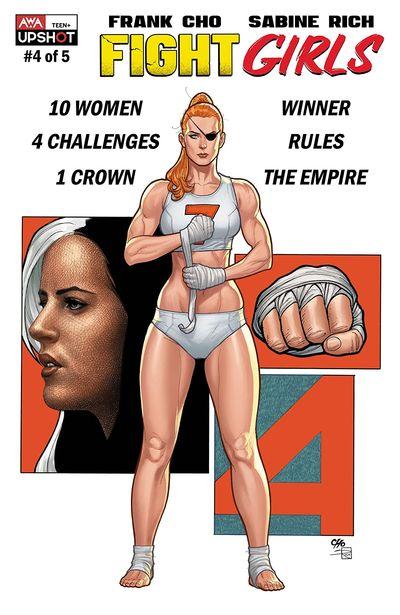 Fight Girls #4 (2021)