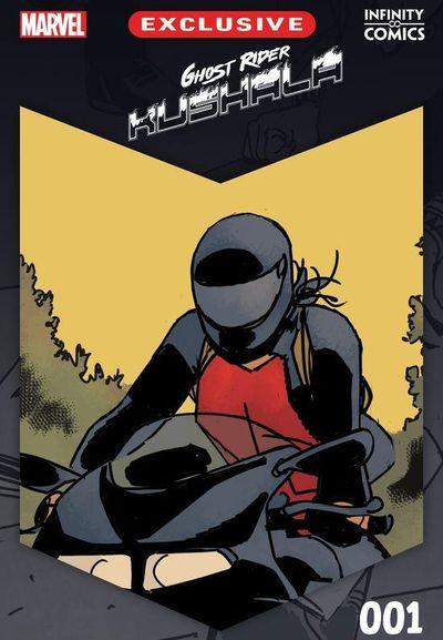Ghost Rider – Kushala Infinity Comic #1 (2021)