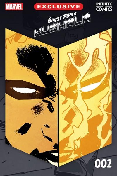 Ghost Rider – Kushala Infinity Comic #2 (2021)