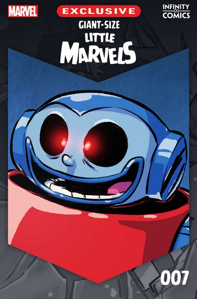 Giant-Size Little Marvels – Infinity Comic #7 (2021)