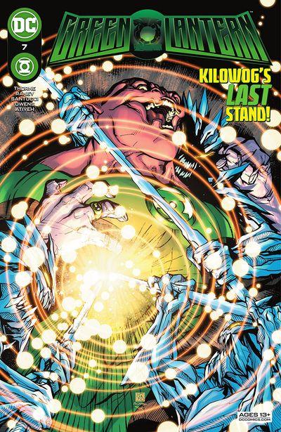 Green Lantern #7 (2021)