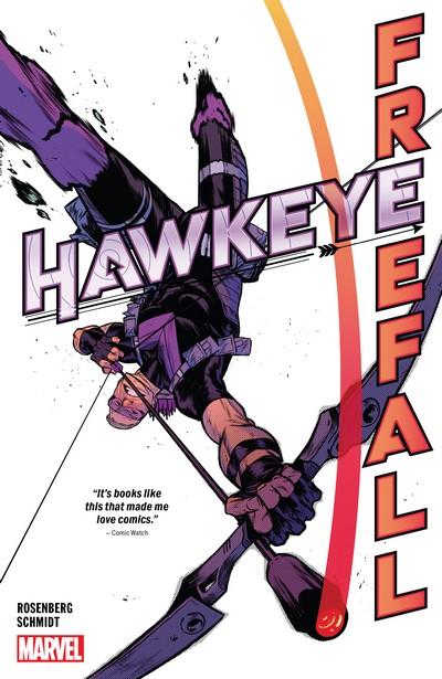 Hawkeye – Freefall (TPB) (2020)