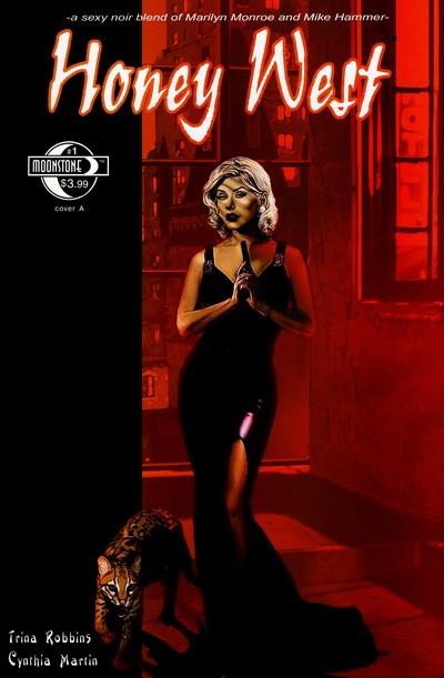 Honey West #1 – 7 (2010-2012)