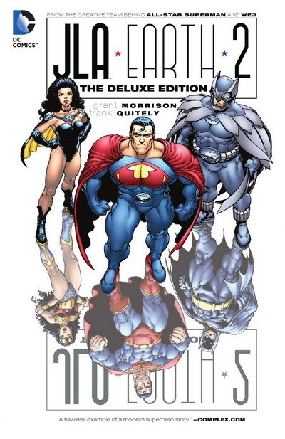 JLA Earth 2 – The Deluxe Edition (2013)