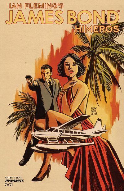 James Bond – Himeros #1 (2021)