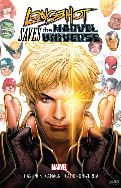 Longshot Saves The Marvel Universe (TPB) (2014)