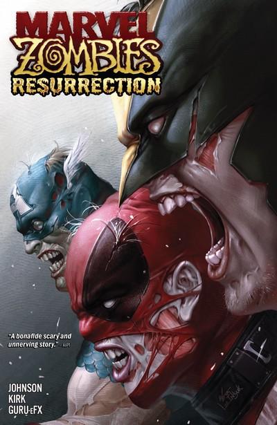 Marvel Zombies – Resurrection (TPB) (2021)