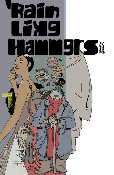 Rain Like Hammers – Sky Cradle (TPB) (2021)