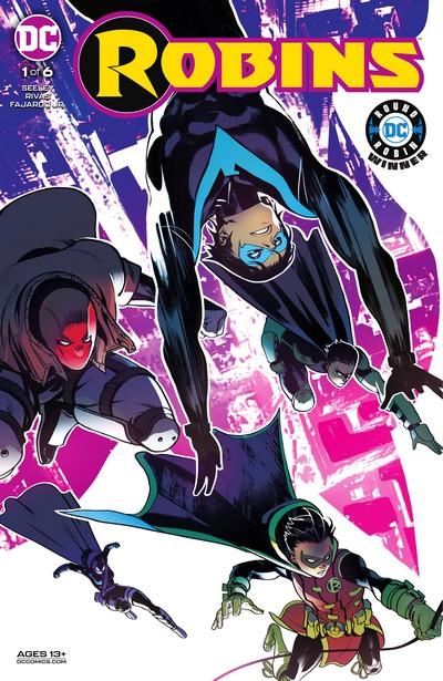Robins #1 (2021)