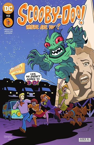 Scooby-Doo Where Are You #112 (2021)
