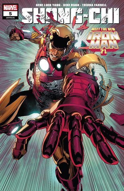 Shang-Chi #5 (2021)