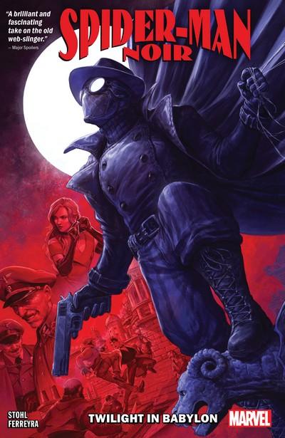 Spider-Man Noir – Twilight In Babylon (TPB) (2020)