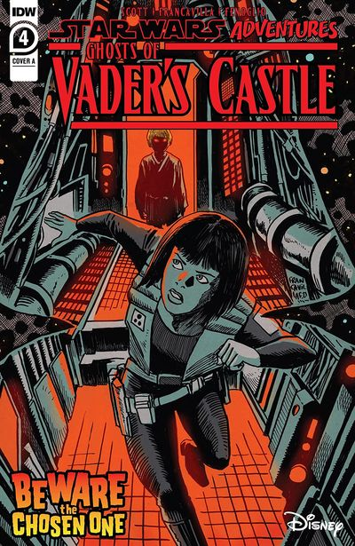 Star Wars Adventures – Ghosts of Vader's Castle #4 (2021)