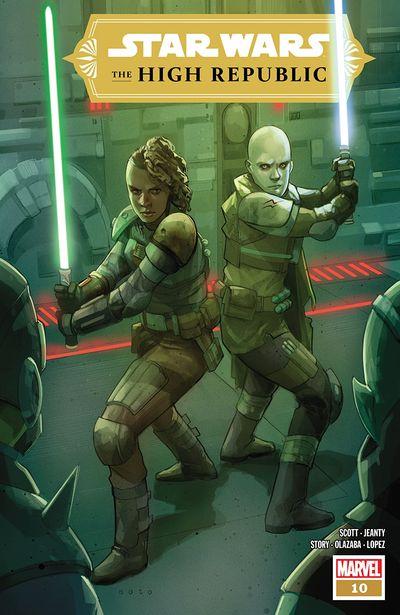 Star Wars – The High Republic #10 (2021)