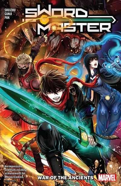 Sword Master Vol. 1 – 2 (TPB) (2020-2021)