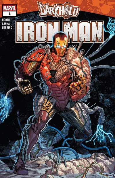 The Darkhold – Iron Man #1 (2021)