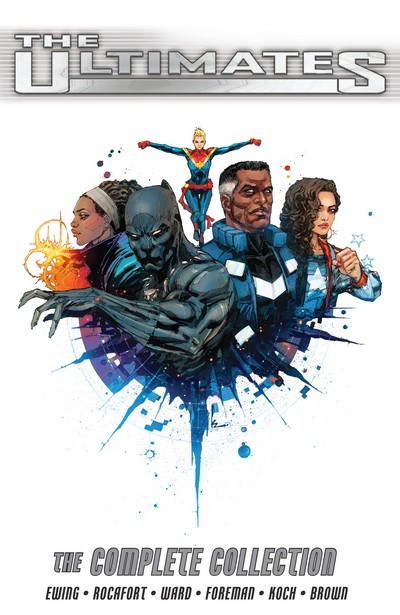 Ultimates By Al Ewing – The Complete Collection (2021)